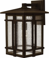 Hinkley 1965OZ-LED Tucker Oil Rubbed Bronze LED Outdoor Lighting Sconce