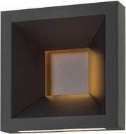 Hinkley 20300BZ Plaza Modern Bronze LED Exterior Lamp Sconce