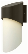 Hinkley 2065BZ Solo Contemporary Bronze Finish 20.75  Tall Exterior Wall Light Sconce