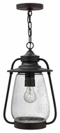 Hinkley 2092SB Calistoga Nautical 16 Inch Tall Transitional Outdoor Pendant Light