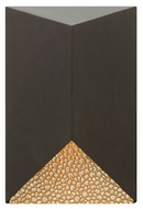 Hinkley 2180BZ Vento Contemporary Bronze Finish 9  Tall Exterior Wall Light Sconce