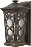 Hinkley 2275AM-LED Enzo Traditional Autumn LED Outdoor Wall Light Sconce