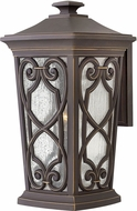 Hinkley 2275OZ Enzo Oil Rubbed Bronze Exterior Large Wall Lighting