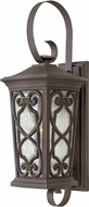 Hinkley 2278OZ Enzo Oil Rubbed Bronze Outdoor Extra Large Sconce Lighting