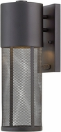 Hinkley 2300BK Aria Contemporary Black Exterior Light Sconce