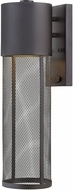 Hinkley 2304BK Aria Contemporary Black Exterior Medium Lighting Sconce