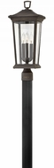 Hinkley 2361OZ Bromley Oil Rubbed Bronze Outdoor Post Light Fixture