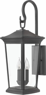 Hinkley 2366MB Bromley Museum Black Outdoor Lighting Sconce