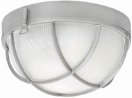Hinkley 2413HE Marina Nautical Hematite Outdoor Ceiling Light