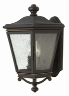 Hinkley 2464OZ Lincoln Oil Rubbed Bronze Outdoor Lamp Sconce