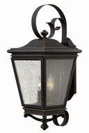 Hinkley 2468OZ Lincoln Oil Rubbed Bronze Outdoor Wall Light Fixture