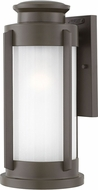Hinkley 2494KZ Briggs Contemporary Buckeye Bronze Outdoor Medium Wall Light Fixture