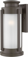 Hinkley 2495KZ Briggs Modern Buckeye Bronze Exterior Large Lighting Wall Sconce