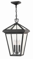 Hinkley 2562MB Alford Place Museum Black Outdoor Pendant Light Fixture