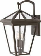 Hinkley 2564OZ Alford Place Oil Rubbed Bronze Outdoor Medium Wall Sconce Lighting