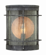 Hinkley 2620DZ Newport Traditional Aged Zinc Exterior Wall Light Sconce