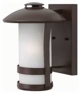 Hinkley 2700AR Chandler Anchor Bronze Finish 11.5  Tall Exterior Wall Sconce Light