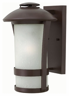 Hinkley 2704AR Chandler Anchor Bronze Finish 14.5  Tall Exterior Wall Lamp