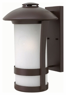 Hinkley 2705AR Chandler Anchor Bronze Finish 17.25  Tall Exterior Sconce Lighting