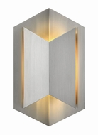 Hinkley 2714SS Lex Contemporary Stainless Steel LED Exterior Lighting Sconce