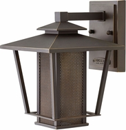 Hinkley 2744OZ Theo Oil Rubbed Bronze LED Outdoor Medium Wall Lighting Fixture