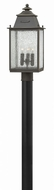 Hinkley 2781OZ Chatfield Traditional Oil Rubbed Bronze Exterior Post Light