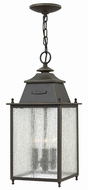 Hinkley 2782OZ Chatfield Traditional Oil Rubbed Bronze Outdoor Drop Ceiling Lighting