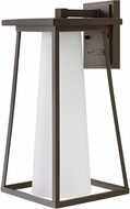 Hinkley 2795OZ Burke Modern Oil Rubbed Bronze Outdoor Large Sconce Lighting