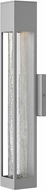 Hinkley 2854TT Vapor Contemporary Titanium Halogen Exterior Medium Wall Lamp