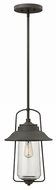 Hinkley 2862OZ Belden Place Oil Rubbed Bronze Outdoor Ceiling Light Pendant