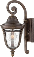Hinkley 2900RB Key West Traditional Regency Bronze Outdoor Small Light Sconce