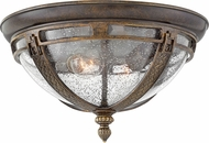 Hinkley 2903RB Key West Traditional Regency Bronze Exterior Ceiling Lighting