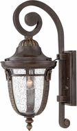 Hinkley 2904RB Key West Traditional Regency Bronze Outdoor Medium Lighting Sconce