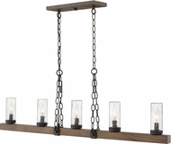 Hinkley 29205SQ Sawyer Contemporary Sequoia Exterior Island Lighting