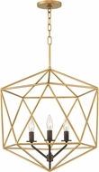 Hinkley 3023DG Astrid Contemporary Deluxe Gold 20  Foyer Lighting