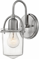 Hinkley 3030BN Clancy Brushed Nickel Wall Lamp