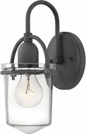 Hinkley 3030DZ Clancy Aged Zinc Wall Lighting