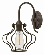 Hinkley 3119OZ Congress Vintage Oil Rubbed Bronze Wall Sconce Lighting