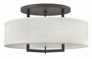 Hinkley 3211KZ Hampton Buckeye Bronze Ceiling Lighting
