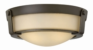 Hinkley 3223OB Hathaway Olde Bronze Flush Lighting