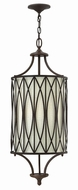 Hinkley 3293VZ Walden Victorian Bronze Foyer Lighting