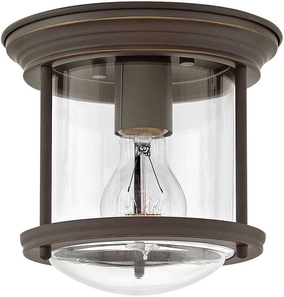 Hinkley 3300OZ-CL Hadley Modern Oil Rubbed Bronze Home Ceiling ...