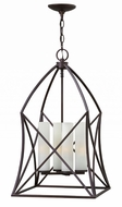 Hinkley 3313SB Ravenna Spanish Bronze Foyer Lighting Fixture