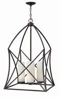 Hinkley 3314SB Ravenna Spanish Bronze Entryway Light Fixture