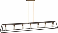 Hinkley 3355BZ Fulton Bronze Kitchen Island Light