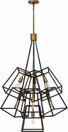 Hinkley 3357BZ Fulton Bronze Multi Pendant Lighting Fixture