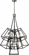 Hinkley 3357DZ Fulton Aged Zinc Multi Hanging Pendant Lighting