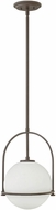 Hinkley 3407KZ Somerset Contemporary Buckeye Bronze Mini Drop Ceiling Lighting
