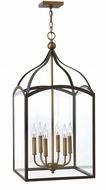 Hinkley 3414BZ Clarendon Bronze Foyer Light Fixture