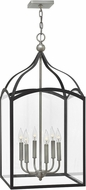 Hinkley 3414DZ Clarendon Aged Zinc 16  Entryway Light Fixture